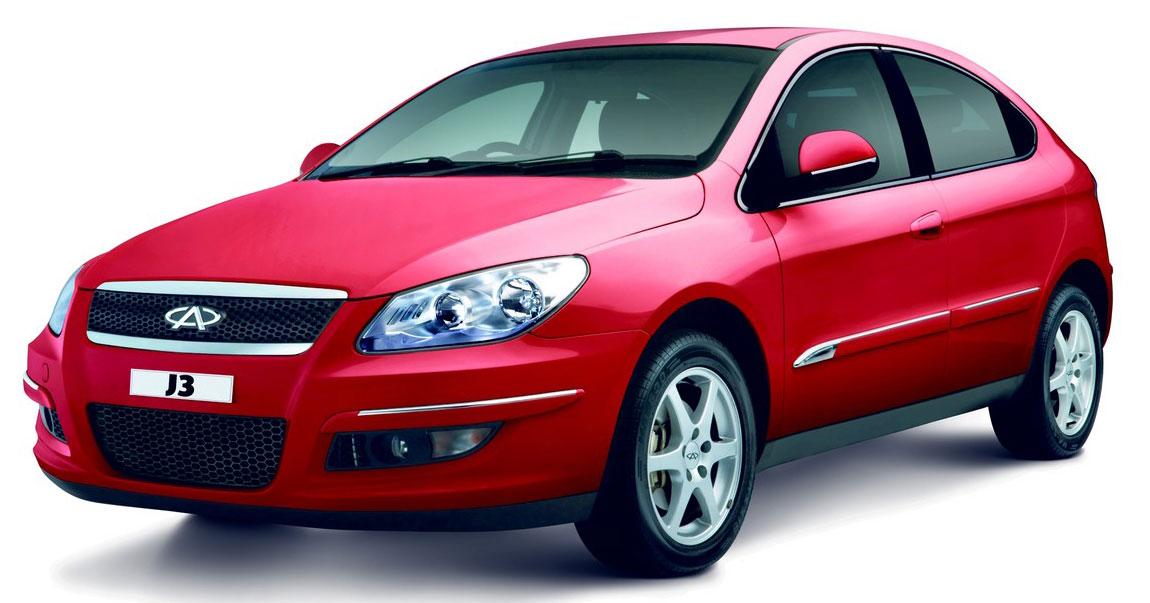 Автомобиль Chery